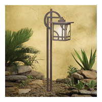 Kichler 15444OZ Larkin Estate 12V 16.3 watt Olde Bronze Landscape 12V Path & Spread