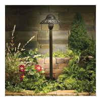 Kichler 15457AZT Dome 12V 16.25 watt Textured Architectural Bronze Landscape 12V Path & Spread
