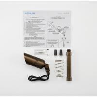 Kichler 15475CBR Signature 12V 35 watt Centennial Brass Landscape Light