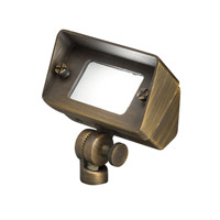 Kichler 15476CBR Centennial 12V 17 watt Centennial Brass Outdoor Wall Wash