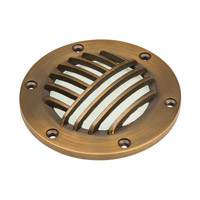 Kichler Signature Rock Guard in Centennial Brass 15482CBR