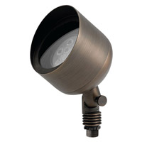 Kichler 15487CBR Signature Centennial Brass Landscape Accent Light