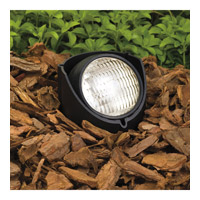 Kichler 15488BK Landscape 12V 12V 50 watt Black Landscape In-Ground Light in Single