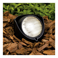 Kichler Lighting Outdoor Low Volt 1 Light Landscape 12V In-Ground in Black 15488BK12