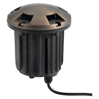 Kichler 15498CBR Signature Centennial Brass Beacon