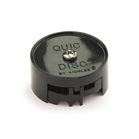 Landscape 12V 12V Black Landscape Quic Disc Connector