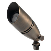 Kichler 15517CBR Signature Centennial Brass Landscape Accent Light