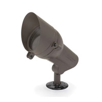 Kichler Lighting Accessory Cowl PAR20 Med Landscape 120V Accessory in Textured Midnight Spruce 15620MST photo thumbnail