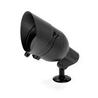 Kichler Lighting Accessory Cowl PAR30 Med Landscape 120V Accessory in Textured Black 15640BKT
