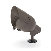Kichler Lighting Accessory Cowl PAR30 Med Landscape 120V Accessory in Textured Midnight Spruce 15640MST photo thumbnail