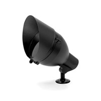 Kichler Lighting Accessory Cowl PAR38 Med Landscape 120V Accessory in Textured Black 15660BKT