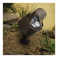Kichler Lighting Accent LED 4.5W 10 deg narrow Landscape 12V LED Accent in Bronzed Brass 15731BBR