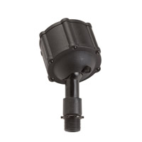 Landscape 12V 12V 3 watt Textured Black Landscape Accent Light