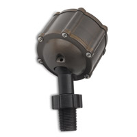 Kichler Lighting Accent LED 4.5W 35 deg medium Landscape 12V LED Accent in Textured Architectural Bronze 15732AZT