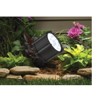 Kichler 15742BKT Landscape 12V 12V 8.5 watt Textured Black Landscape Accent Light alternative photo thumbnail