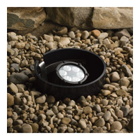 Kichler 15747BKT Landscape 12V 12V 7 watt Textured Black Landscape In-Ground Light