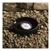 Kichler 15748BKT Landscape 12V 12V 7 watt Textured Black Landscape In-Ground Light