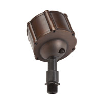 Kichler Lighting Accent LED 12.4W 60 deg wide Landscape 12V LED Accent in Bronzed Brass 15753BBR