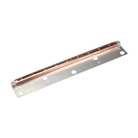 Kichler 15756CO30 Landscape 12V 12V 2.2 watt Copper Step Light in 3000K, LED, 18.9 inch