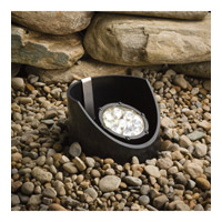 Kichler Lighting In Ground 9 (Led) 35 Degree Me Landscape 12V LED Inground in Textured Black 15757BKT