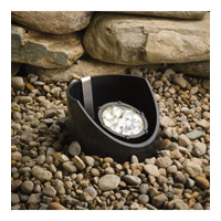 Kichler 15758BKT Landscape 12V 12V 10 watt Textured Black Landscape In-Ground Light