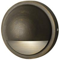 Kichler 15764CBR30 Signature 15V 2.5 watt Centennial Brass Deck Light