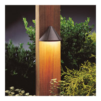 Kichler Landscape LED Landscape 12V LED Deck in Textured Architectural Bronze 15765AZT27