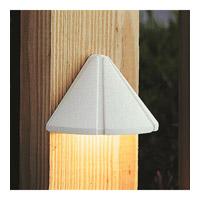 Kichler 15765WHT27R Signature 15V 2.5 watt White Deck Light in 2700K 2.25 inch