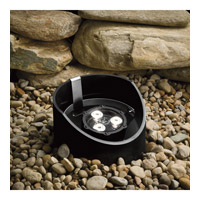Kichler 15769BKT Landscape 12V 12V 4.5 watt Textured Black Landscape In-Ground Light