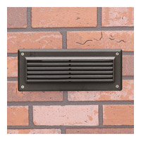 Signature 15V 2.5 watt Textured Architectural Bronze Step Light in 2700K, 4.00 inch