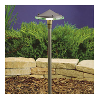 Kichler Lighting LED Glass & Metal Landscape 12V LED Path/Spread in Textured Architectural Bronze 15817AZT