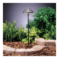 Kichler Lighting LED Path Light Landscape 12V LED Path/Spread in Textured Architectural Bronze 15826AZT