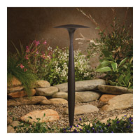 Kichler Lighting LED path light Landscape 12V LED Path/Spread in Textured Architectural Bronze 15833AZT photo thumbnail