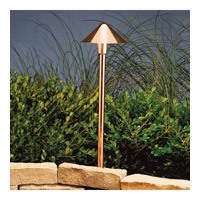 Kichler Lighting Outdoor LED Landscape 12V LED Path/Spread in Copper 15839CO photo thumbnail