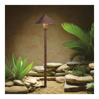 Kichler Landscape LED Landscape 12V LED Path/Spread in Textured Tannery Bronze 15839TZT27