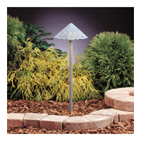 Kichler Lighting LED Hammered Roof Path Landscape 12V LED Path/Spread in Verdigris 15843VG photo thumbnail