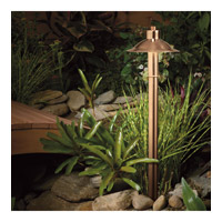 Kichler Lighting Outdoor LED Landscape 12V LED Path/Spread in Copper 15850CO photo thumbnail