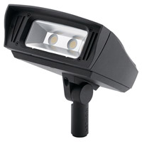 Kichler 16223BKT30 Landscape LED 120V 33.5 watt Textured Black Landscape 120V-277V LED Flood in 3000K
