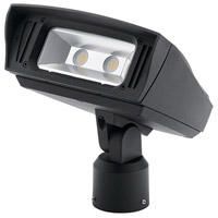 Kichler 16223BKT30SL C-Series 120-277V 33.5 watt Textured Black Outdoor Flood Light Medium