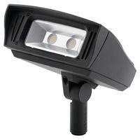 Kichler 16224BKT30 C-series 120-277V 52 watt Textured Black Outdoor Flood Light Medium