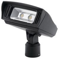 Kichler 16224BKT30SL C-series 120-277V 52 watt Textured Black Outdoor Flood Light Medium