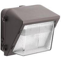 Kichler 16231AZT40 Signature LED 8 inch Textured Architectural Bronze Outdoor Wall Light Medium