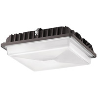 Kichler 16244AZT50 Signature LED 10 inch Textured Architectural Bronze Outdoor Flush Mount