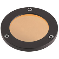 Landscape LED Textured Architectural Bronze C-Series Lens, Small