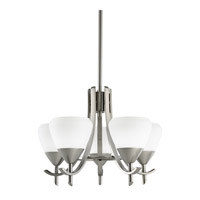 Kichler Lighting Olympia 5 Light Mini Chandelier in Antique Pewter 1678AP