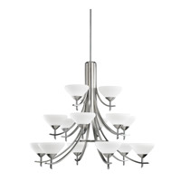 Kichler Lighting Olympia 15 Light Chandelier in Antique Pewter 1681AP