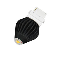 S8 Wedge LED Bulbs 12V 2 watt Clear Landscape LED Bulb