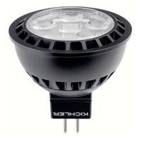 Kichler 18143 Landscape LED 12V 7.2 watt Black Landscape Light