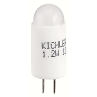 Kichler 18201 Landscape LED 12V 1 watt White Landscape Light