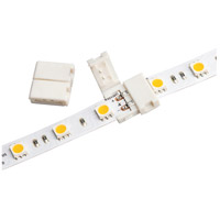 Kichler Lighting LED Tape Inline Splice Single in White 1C1WH
